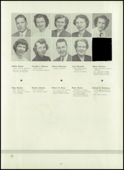 Page 15, 1950 Edition, Dundee Community High School - Cardunal Yearbook (Carpentersville, IL) online yearbook collection
