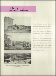 Page 8, 1950 Edition, Dundee Community High School - Cardunal Yearbook (Carpentersville, IL) online yearbook collection
