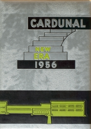 1956 Edition, Dundee Community High School - Cardunal Yearbook (Carpentersville, IL)