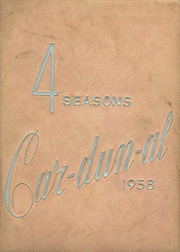 1958 Edition, Dundee Community High School - Cardunal Yearbook (Carpentersville, IL)