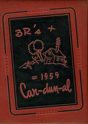 1959 Edition, Dundee Community High School - Cardunal Yearbook (Carpentersville, IL)