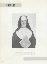 Page 16, 1965 Edition, Saint Dominic High School - Stella Maris Yearbook (Oyster Bay, NY) online yearbook collection