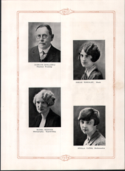 Page 13, 1928 Edition, Highland High School - Iris Yearbook (Highland, IL) online yearbook collection