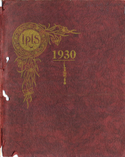 Highland High School - Iris Yearbook (Highland, IL) online yearbook collection, 1930 Edition, Page 1