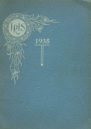 Highland High School - Iris Yearbook (Highland, IL) online yearbook collection, 1935 Edition, Page 1
