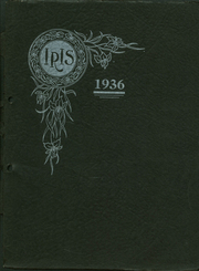 Highland High School - Iris Yearbook (Highland, IL) online yearbook collection, 1936 Edition, Page 1