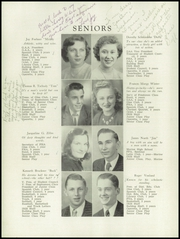 Page 10, 1949 Edition, Highland High School - Iris Yearbook (Highland, IL) online yearbook collection