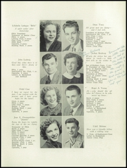 Page 11, 1949 Edition, Highland High School - Iris Yearbook (Highland, IL) online yearbook collection