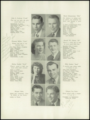 Page 12, 1949 Edition, Highland High School - Iris Yearbook (Highland, IL) online yearbook collection