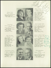 Page 13, 1949 Edition, Highland High School - Iris Yearbook (Highland, IL) online yearbook collection