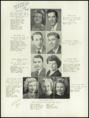 Page 14, 1949 Edition, Highland High School - Iris Yearbook (Highland, IL) online yearbook collection