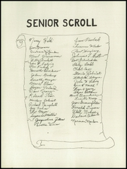 Page 8, 1949 Edition, Highland High School - Iris Yearbook (Highland, IL) online yearbook collection