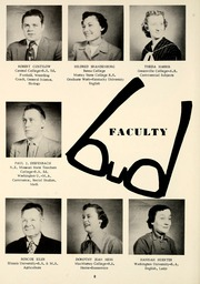 Page 12, 1955 Edition, Highland High School - Iris Yearbook (Highland, IL) online yearbook collection