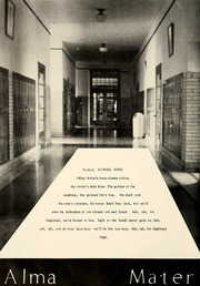 Page 8, 1955 Edition, Highland High School - Iris Yearbook (Highland, IL) online yearbook collection