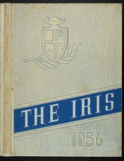 1956 Edition, Highland High School - Iris Yearbook (Highland, IL)