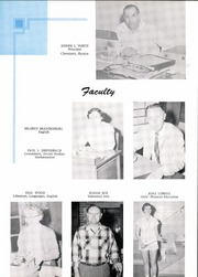 Page 11, 1956 Edition, Highland High School - Iris Yearbook (Highland, IL) online yearbook collection