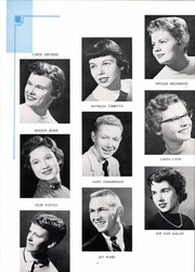 Page 15, 1956 Edition, Highland High School - Iris Yearbook (Highland, IL) online yearbook collection