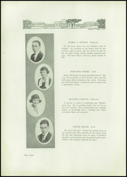 Page 14, 1918 Edition, Parker High School - Parker Pine Yearbook (Chicago, IL) online yearbook collection