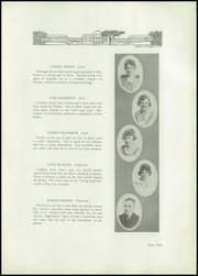Page 15, 1918 Edition, Parker High School - Parker Pine Yearbook (Chicago, IL) online yearbook collection
