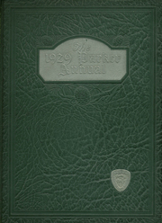 1929 Edition, Parker High School - Parker Pine Yearbook (Chicago, IL)