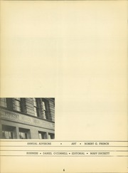Page 10, 1938 Edition, Parker High School - Parker Pine Yearbook (Chicago, IL) online yearbook collection
