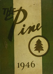 1946 Edition, Parker High School - Parker Pine Yearbook (Chicago, IL)