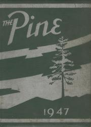 1947 Edition, Parker High School - Parker Pine Yearbook (Chicago, IL)