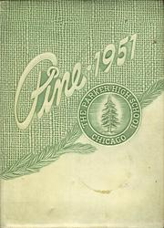 1951 Edition, Parker High School - Parker Pine Yearbook (Chicago, IL)