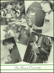 Page 12, 1953 Edition, Parker High School - Parker Pine Yearbook (Chicago, IL) online yearbook collection