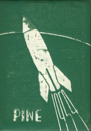 1954 Edition, Parker High School - Parker Pine Yearbook (Chicago, IL)