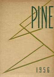 1956 Edition, Parker High School - Parker Pine Yearbook (Chicago, IL)