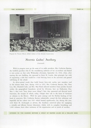 Alvernia High School - Alvernian Yearbook (Chicago, IL) online yearbook collection, 1935 Edition, Page 117