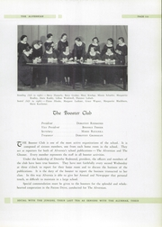 Page 129, 1935 Edition, Alvernia High School - Alvernian Yearbook (Chicago, IL) online yearbook collection