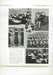 Page 42, 1935 Edition, Alvernia High School - Alvernian Yearbook (Chicago, IL) online yearbook collection