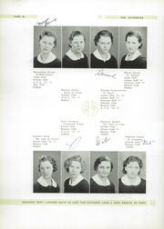Alvernia High School - Alvernian Yearbook (Chicago, IL) online yearbook collection, 1935 Edition, Page 58