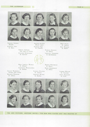 Alvernia High School - Alvernian Yearbook (Chicago, IL) online yearbook collection, 1935 Edition, Page 93