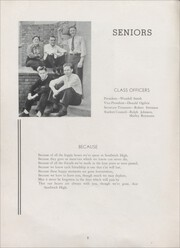 Page 10, 1938 Edition, Sandwich High School - Reflector Yearbook (Sandwich, IL) online yearbook collection