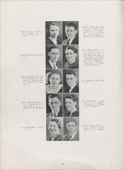 Page 12, 1938 Edition, Sandwich High School - Reflector Yearbook (Sandwich, IL) online yearbook collection