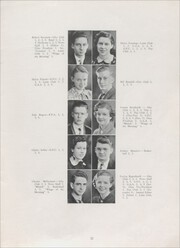 Page 13, 1938 Edition, Sandwich High School - Reflector Yearbook (Sandwich, IL) online yearbook collection