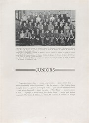 Page 17, 1938 Edition, Sandwich High School - Reflector Yearbook (Sandwich, IL) online yearbook collection