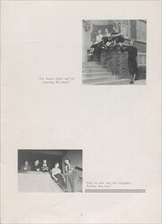 Page 5, 1938 Edition, Sandwich High School - Reflector Yearbook (Sandwich, IL) online yearbook collection