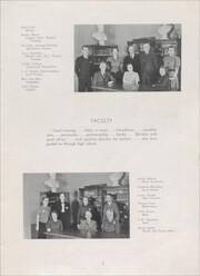Page 9, 1938 Edition, Sandwich High School - Reflector Yearbook (Sandwich, IL) online yearbook collection