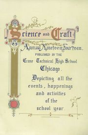 Page 7, 1914 Edition, Crane High School - Science and Craft Yearbook (Chicago, IL) online yearbook collection