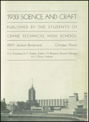 Page 5, 1933 Edition, Crane High School - Science and Craft Yearbook (Chicago, IL) online yearbook collection