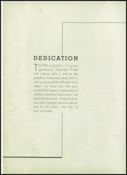 Page 6, 1933 Edition, Crane High School - Science and Craft Yearbook (Chicago, IL) online yearbook collection