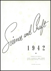 Page 5, 1942 Edition, Crane High School - Science and Craft Yearbook (Chicago, IL) online yearbook collection