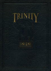 Page 1, 1929 Edition, Trinity High School - Trinitas Yearbook (River Forest, IL) online yearbook collection