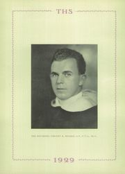 Page 12, 1929 Edition, Trinity High School - Trinitas Yearbook (River Forest, IL) online yearbook collection