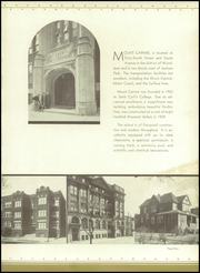 Page 13, 1934 Edition, Mount Carmel High School - Oriflamme Yearbook (Chicago, IL) online yearbook collection
