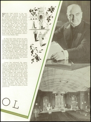 Page 17, 1936 Edition, Mount Carmel High School - Oriflamme Yearbook (Chicago, IL) online yearbook collection